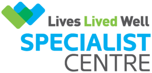 Lives Lived Well Specialist Centre Logo