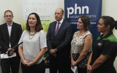 Funding boost for drug treatment