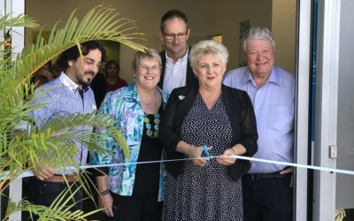 Expanded services in Central Queensland launched