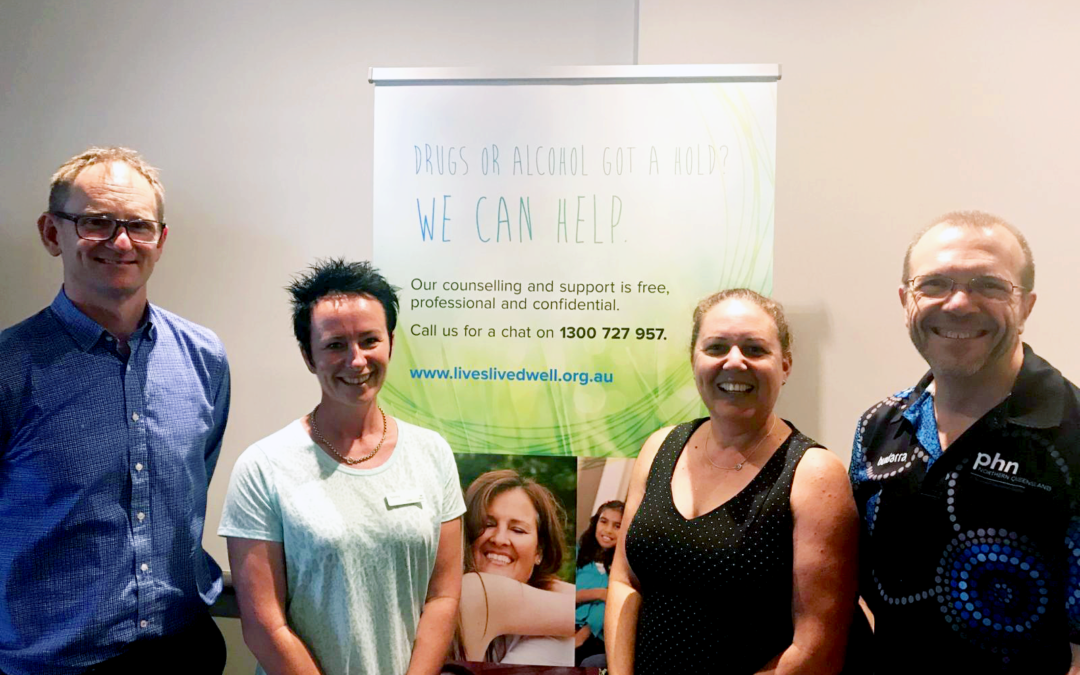 Cairns Withdrawal Support Services Launched